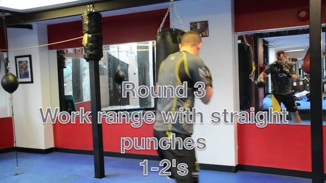 Ultimate 20 Minute Heavy Bag Workout.  Session 1