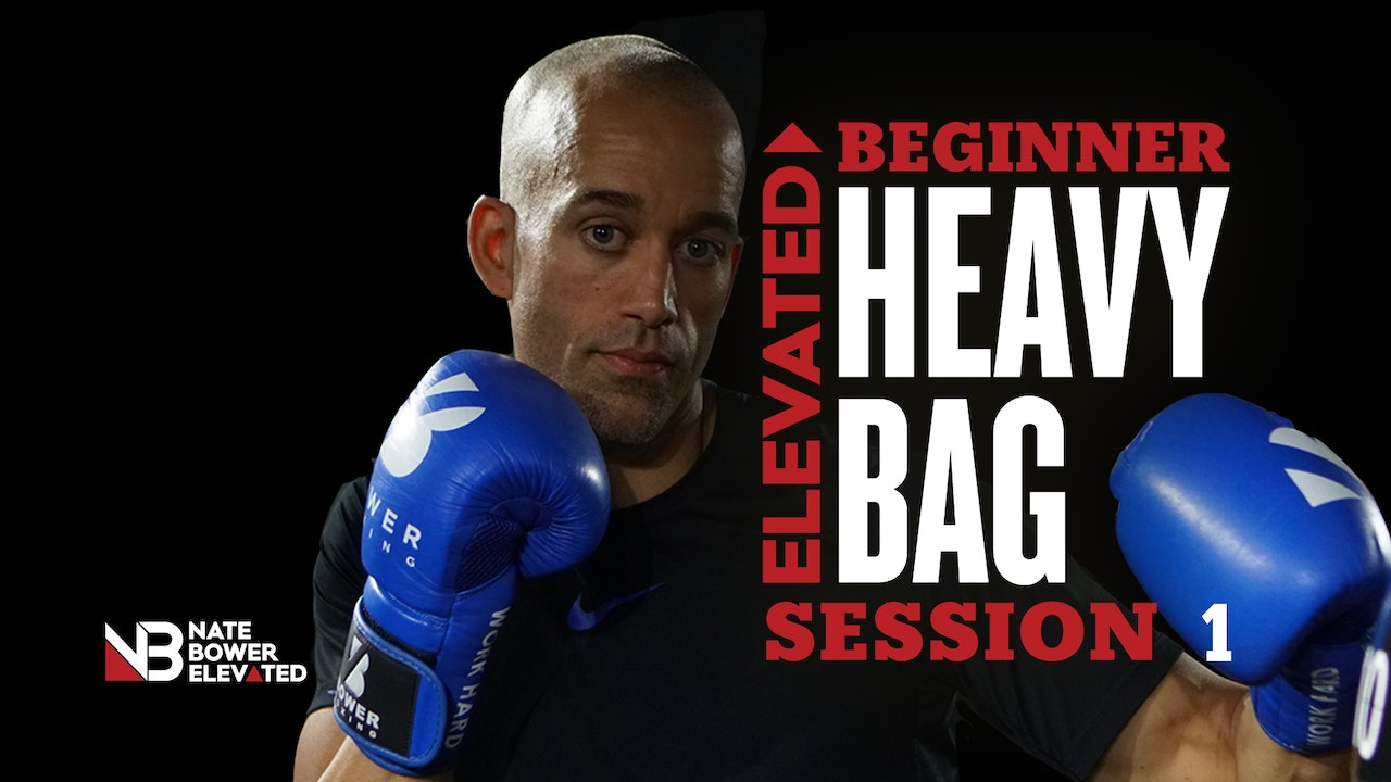 Heavy Bag Workouts for Beginners