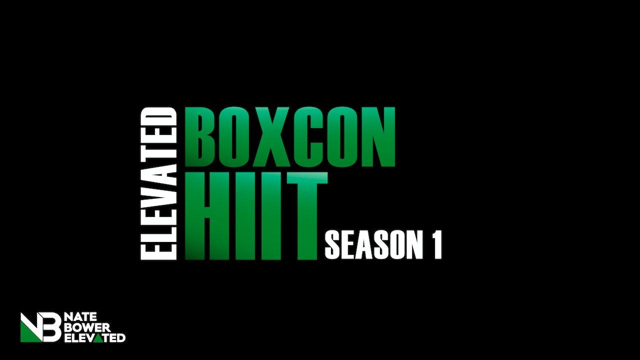 Elevated Boxcon HIIT