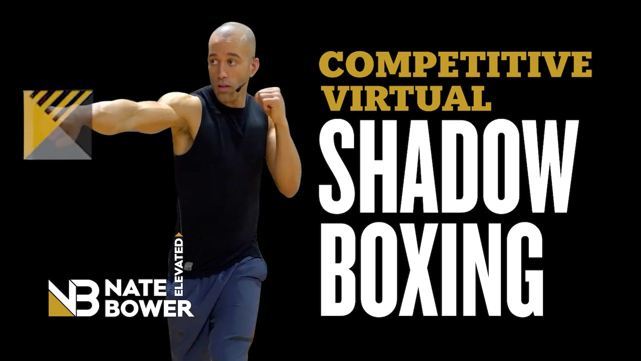 Competitive Virtual Shadow Boxing