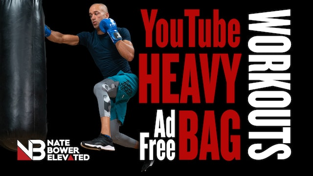 Youtube Heavy Bag Workouts-AD free