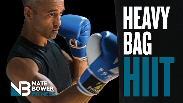30 Minute Basic Heavy Bag HIIT