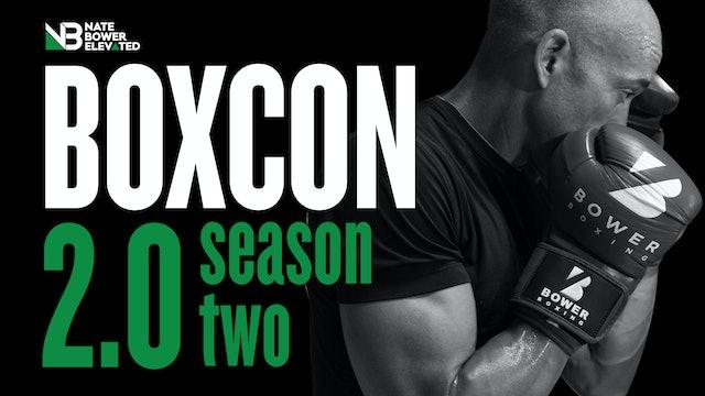 Boxcon 2.0 season 2