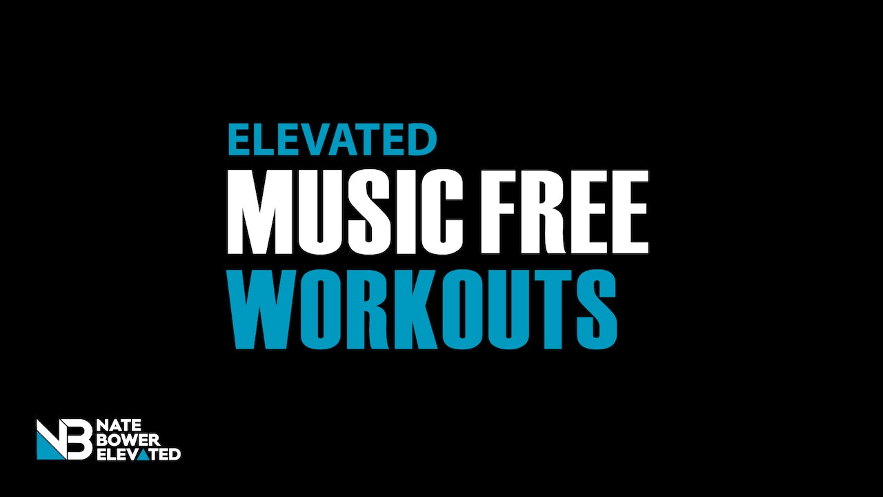 Workouts without Music-Choose your own beats