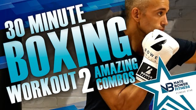 30 Minute Boxing Workout 2