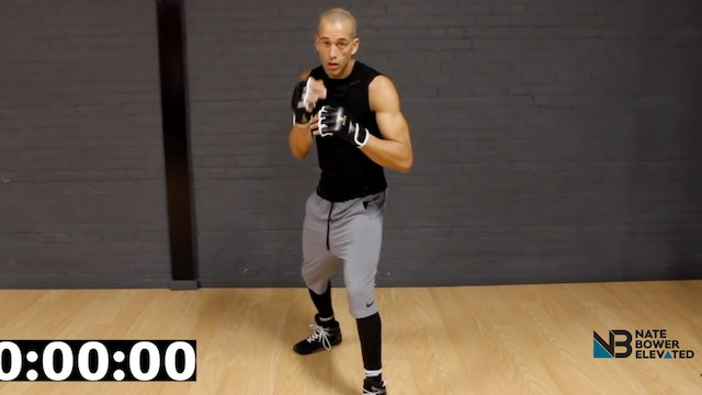 21 Day Challeng Day 15-Shadow Boxing HIIT
