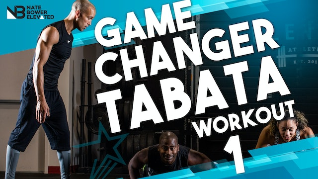 Game Changer Tabata Workout 1 No Music