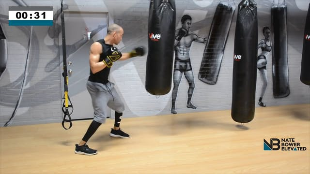 Ultimate Heavy Bag Workout Session 2