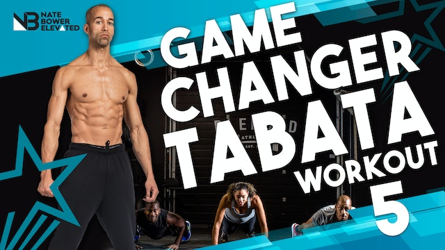 Game Changer Tabata Workout 5 No Music
