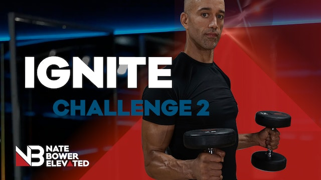 Pre Workout 8 challenge
