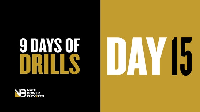 Phase 2-DRILLS-DAY 15