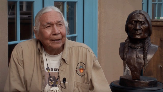 An American Hero Floyd Red Crow Westerman