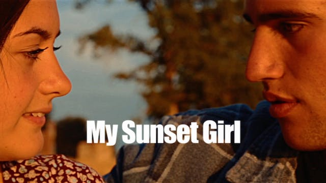 My Sunset Girl
