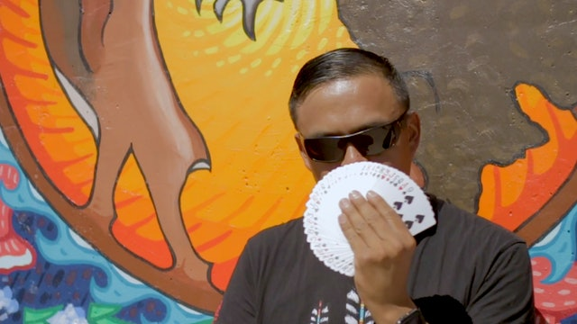 Life and Magic with Brian Yazzie