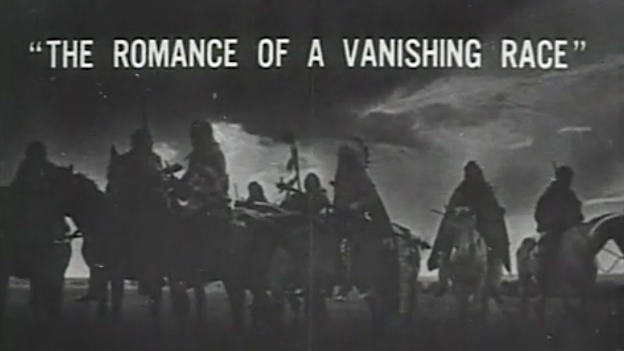 Romance of a Vanishing Race