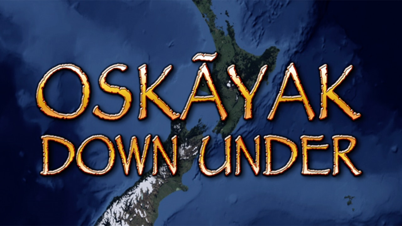 Oskayak Down Under