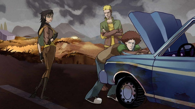 Animism: The Hero's Journey...With Friends