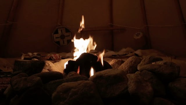 Teepee Fire