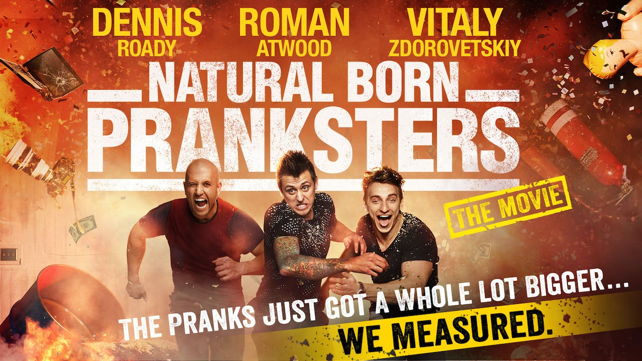 Natural Born Pranksters Digital HD