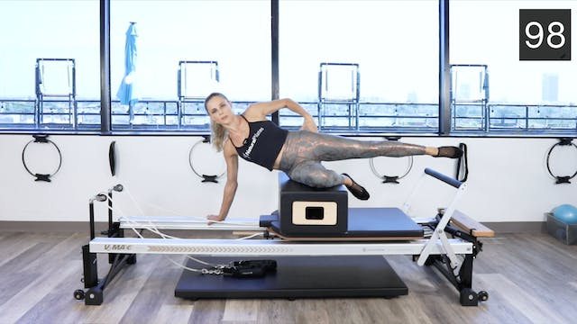 REFORMER - INTERMEDIATE ADVANCED WORK...