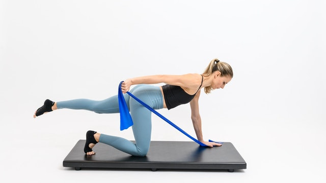 MAT - ARMS & BACK WORKOUTS