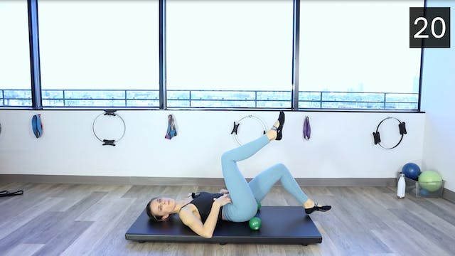 MAT - SCULPT PILATES WORKOUT