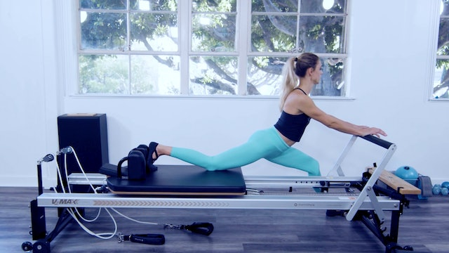 REFORMER - BEGINNER / INTERMEDIATE WORKOUT