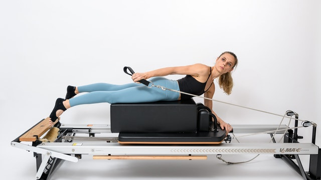 REFORMER - BACK & ARMS WORKOUTS