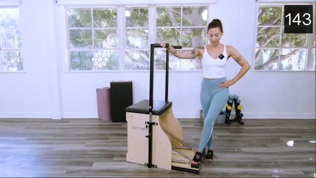 CHAIR - FULL BODY WORKOUT