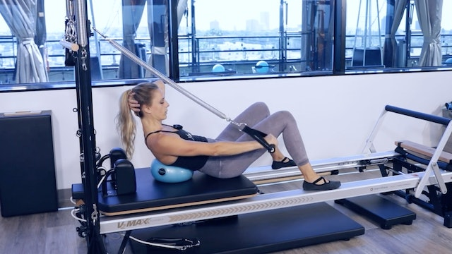 82 REFORMER TOWER WORKOUT