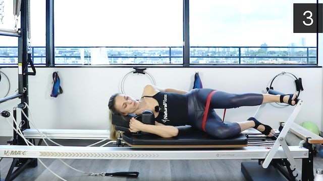 REFORMER - INTERMEDIATE / ADVANCED WORKOUT