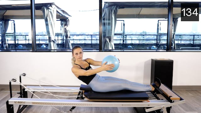 REFORMER - ABS WORKOUT