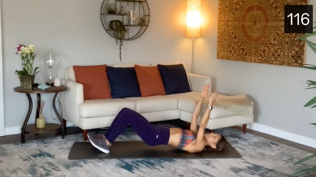 MAT - CARDIO PILATES WITH CAMILA