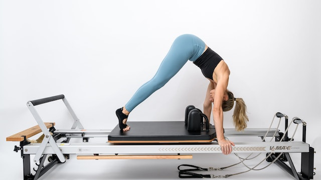 REFORMER - INTERMEDIATE ADVANCED WORKOUTS