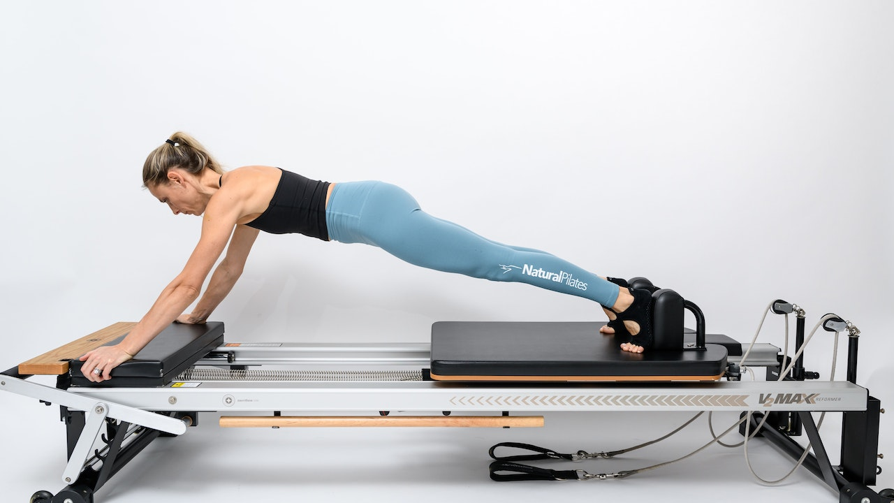 REFORMER - ABS & ARMS WORKOUT