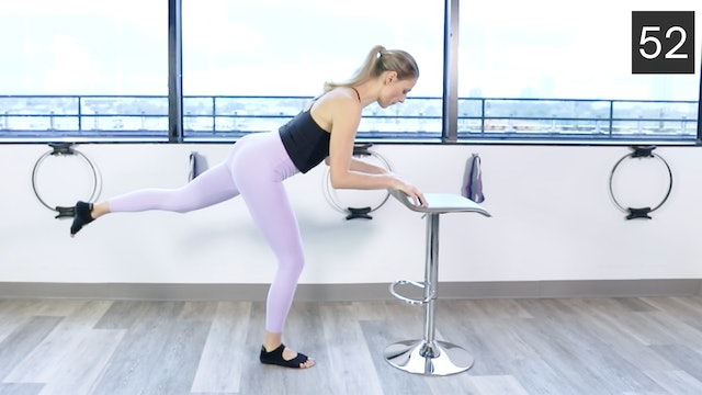 MAT PILATES WORKOUT - LEGS AND GLUTES