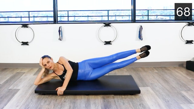 MAT PILATES - NO EQUIPMENT NEEDED