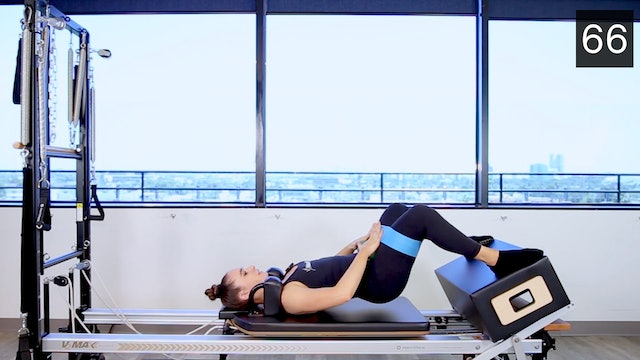 REFORMER - GLUTES & ABS WITH STEF