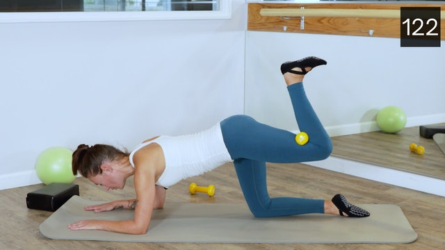 MAT - GLUTES & ABS WITH ERIKA