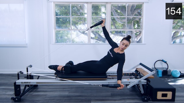 REFORMER - INTERMEDIATE/ADVANCED