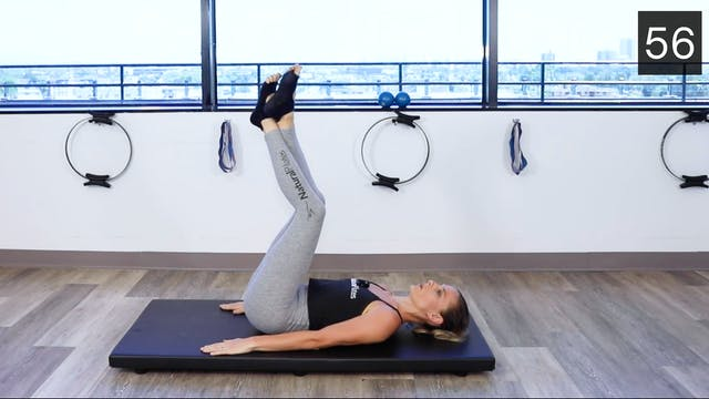 MAT - ABS  WORKOUT