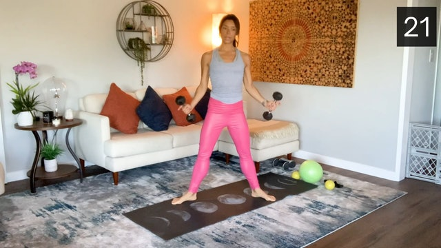 MAT PILATES - WITH PROPS