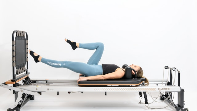REFORMER - CARDIO JUMP MIX  WORKOUTS
