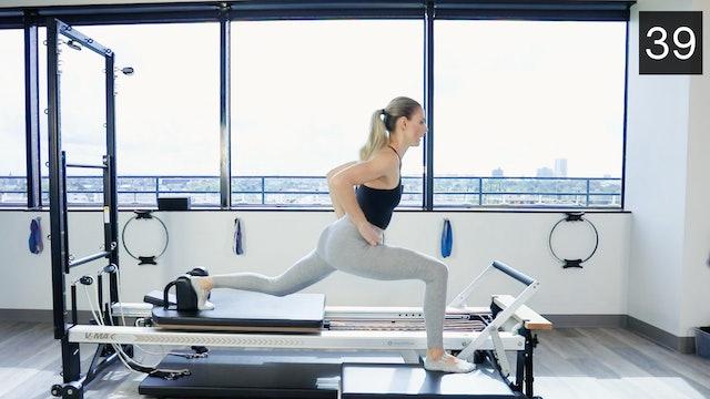 REFORMER - LEGS & GLUTES WORKOUT