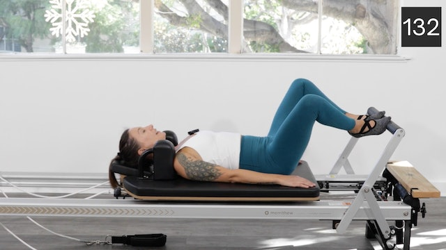 REFORMER - BEGINNER WORKOUT