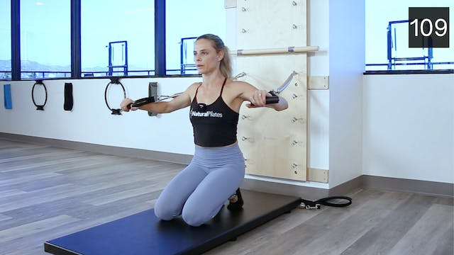SPRING BOARD - ABS & ARMS WORKOUT