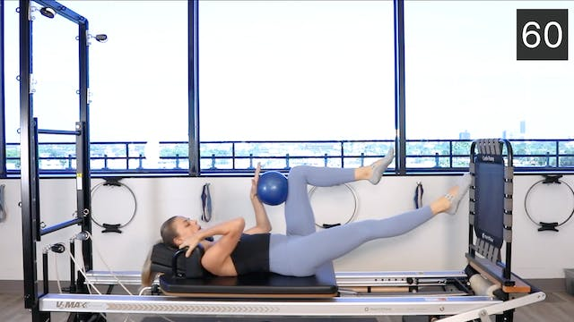 REFORMER - CARDIO JUMP MIX WORKOUT