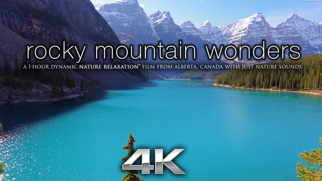 Rocky Mountain Wonders (No Music) 1 H...