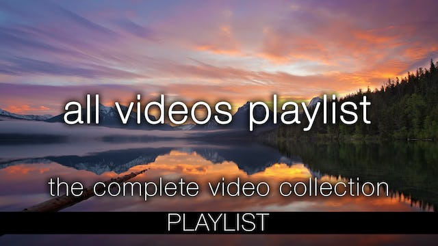 ALL VIDEOS (Music + Nature Sounds)