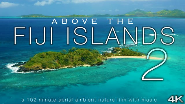 Above The Fiji Islands 2 (2020) Aeria...